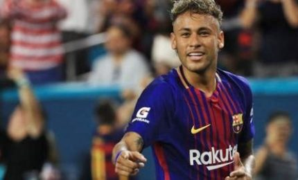 Versati 222 milioni da Paris Saint-Germain per Neymar