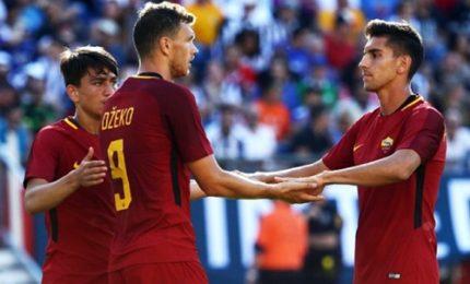 """Roma sconfitta a Siviglia, Di Francesco: """"Problemi normali"""""""
