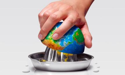 Arrivato l'overshoot day: esaurite le risorse annuali della Terra