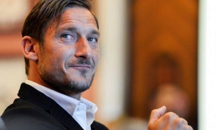 """Totti: """"Derby? Oggi proverò emozione nuova dopo tanti anni"""""""