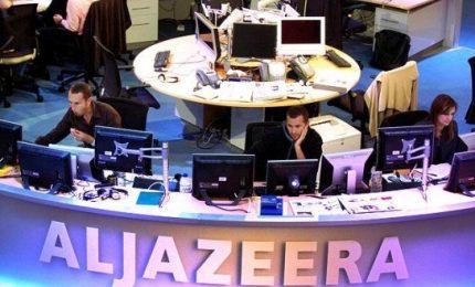 """Israele annuncia chiusura sede di Al-Jazeera. La tv satellitare: """"Agiremo vie legali"""""""