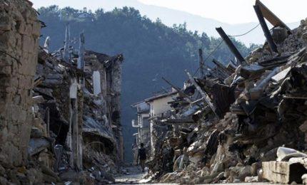 Un anno dopo terremoto Amatrice, ricordo vittime