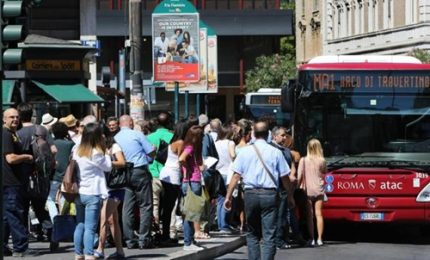 Referendum 'trasporti' a Roma, mancano 5 mila firme