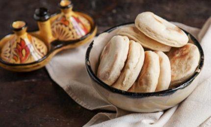 Il pane marocchino, buono anche a colazione con olio di mandorla o miele
