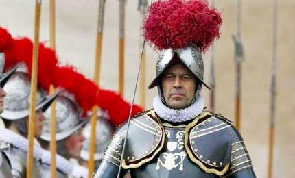 """Il comandante: """"Attentato in Vaticano? Siamo sempre pronti"""""""