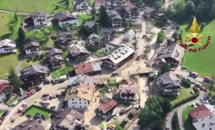 """Bomba d'acqua a Cortina, muore una donna. Zaia firma lo stato di crisi: """"E' un'autentica tragedia"""""""