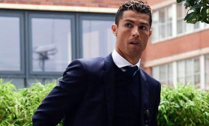 Ronaldo in tribunale per evasione fiscale