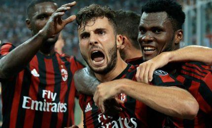 """Il Milan ai playoff, Montella: """"Sono soddisfatto"""". Pace con Donnarumma"""