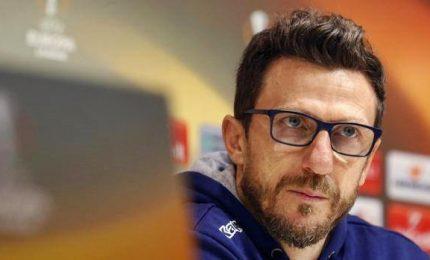 """Eusebio Di Francesco: """"Meritavamo qualcosa di più"""""""
