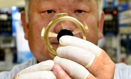 Dal Giappone arriva il fidget spinner da record