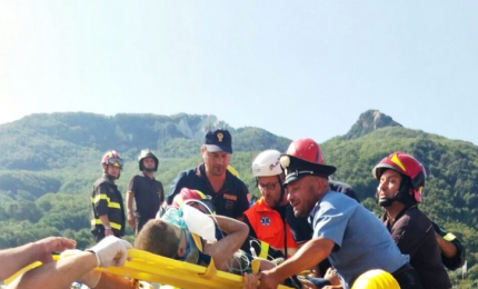 Ciro, il vero eroe del terremoto di Ischia. Il miracolo dei soccorritori