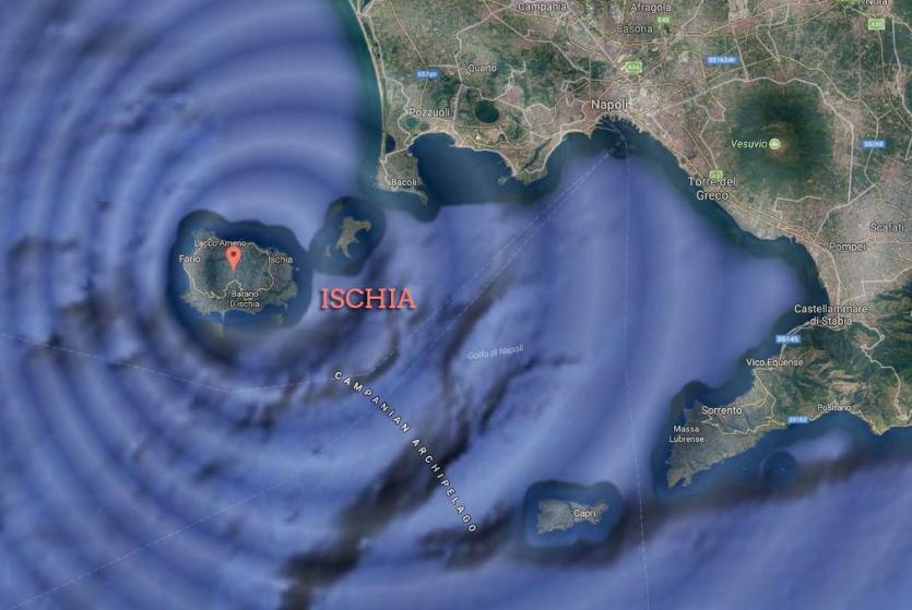 """Terremoto a Ischia, due vittime e alcuni dispersi. """"Abbiamo avvertito forte boato"""""""