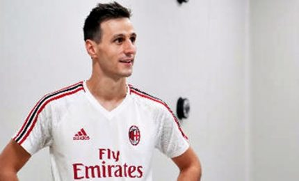 "Kalinic al Milan: ""Volevo soltanto questa maglia"""