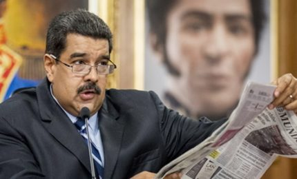 Maduro invita inviato Usa Abrams a Caracas