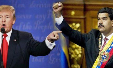 Trump cambia bersaglio, pronti a opzione militare contro Venezuela