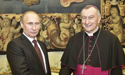 Parolin oggi da Putin. Ci vanno pure Netanyahu e Sargsyan