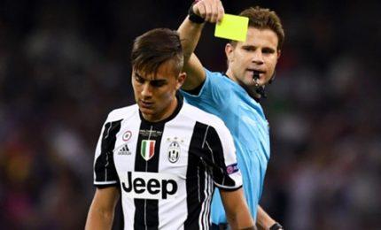 Juve-Lazio 1-2, doppio Immobile e Dybala sbaglia un rigore al 95'
