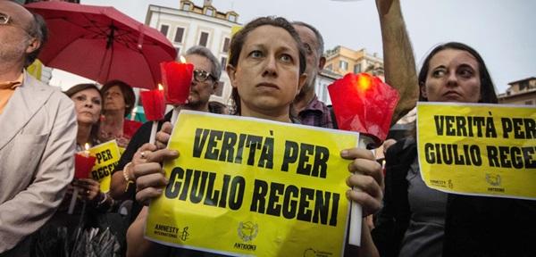 "Pressing di Amnesty International su Gentiloni: ""Novità su Regeni?"""