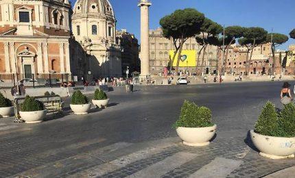 Fioriere e divieti anche per taxi, a Roma scatta il piano antiterrorismo