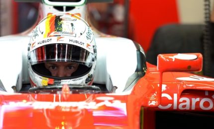 Test Ungheria: Vettel il più veloce davanti a Norris