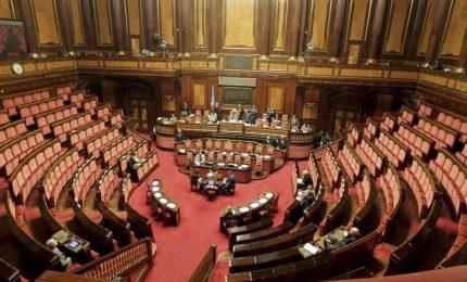 Def arriva in Parlamento. Rischio Senato, servono 161 voti