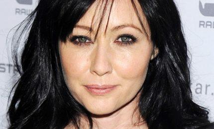 Shannen Doherty: dopo la lotta al cancro torna sul set