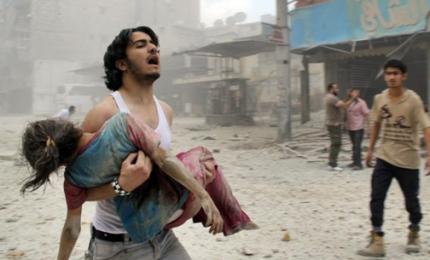 Si continua a morire in Siria: 42 vittime in raid coalizione Usa, 19 sono bambini