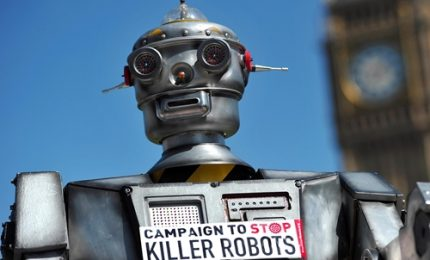 Appello delle Nazioni Unite: no ai robot killer