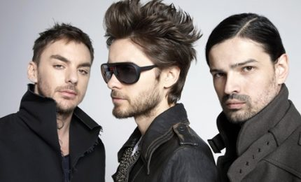 Thirty seconds to Mars, arriva un nuovo singolo mondiale