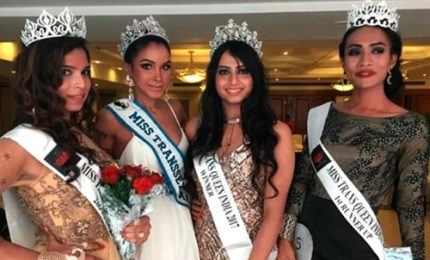 Miss Trans in India, vince una 26enne di Calcutta