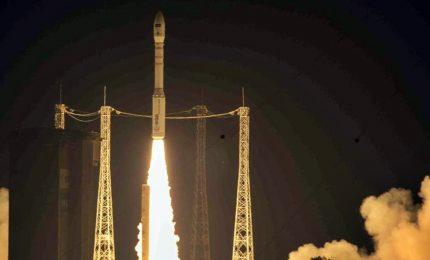 Vega fa 10, nuovo lancio di successo del razzo italiano