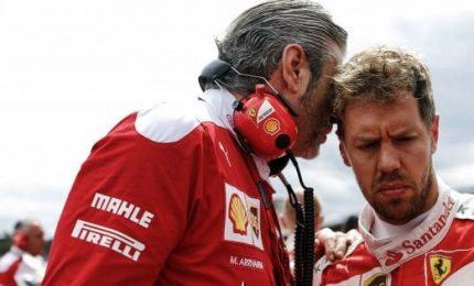 """Vettel lancia la sfida alla Mercedes: """"Gap non incolmabile"""""""
