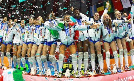 Italia Under 18 donne campione del mondo in Argentina