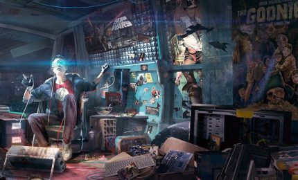 "A marzo 2018 ""ready player one"", nuovo film di Spielberg"