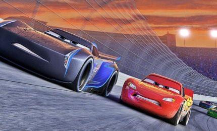 Arriva Cars 3, con uno scontro generazionale tra bolidi