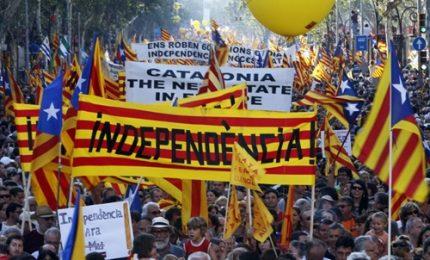 Al via campagna per referendum: Catalogna libera!