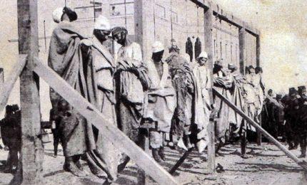 E' giusto ricordare massacri disumani del Fascismo in Etiopia