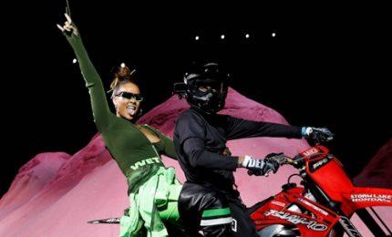 Moda New York, Rihanna centaura e stilista per Fenty Puma