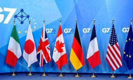 """Vertice a Venaria: nasce il """"Forum g7 del futuro del lavoro"""""""