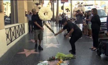 Hollywood Boulevard, omaggio al fondatore di Playboy