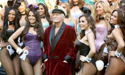 E' morto a 91 anni Hugh Hefner, fondatore di Playboy. Ma anche l'uomo dell'horror e dei cartoni animati