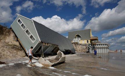 Irma in Florida, ecco quel che resta di Vilano Beach