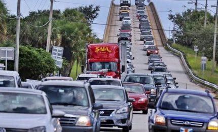 L'uragano Irma si avvicina, Florida ordina evacuazione di 5,6 milioni persone
