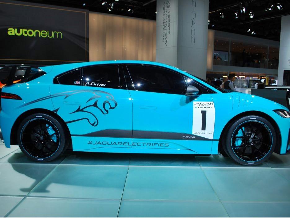 Jaguar lancia primo campionato monomarca