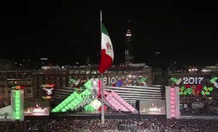 Il Messico festeggia il giorno dell'Indipendenza