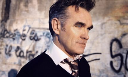 "Arriva nuovo singolo di Morrissey ""Spent The day in Bed"""