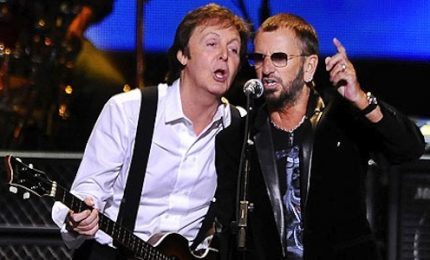 Ringo Starr torna alle origine, album con Paul McCartney