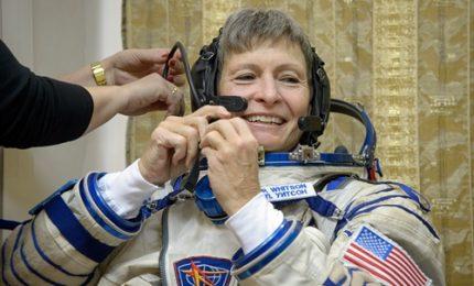 Conclusa la missione spaziale record della Peggy Whitson