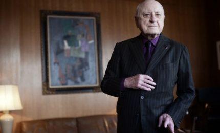 Morto magnate della moda Pierre Bergé, ex di Yves Saint Laurent