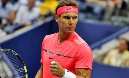 Internazionali d'Italia, Nadal stoppa Fognini ai quarti. Cilic in semifinale